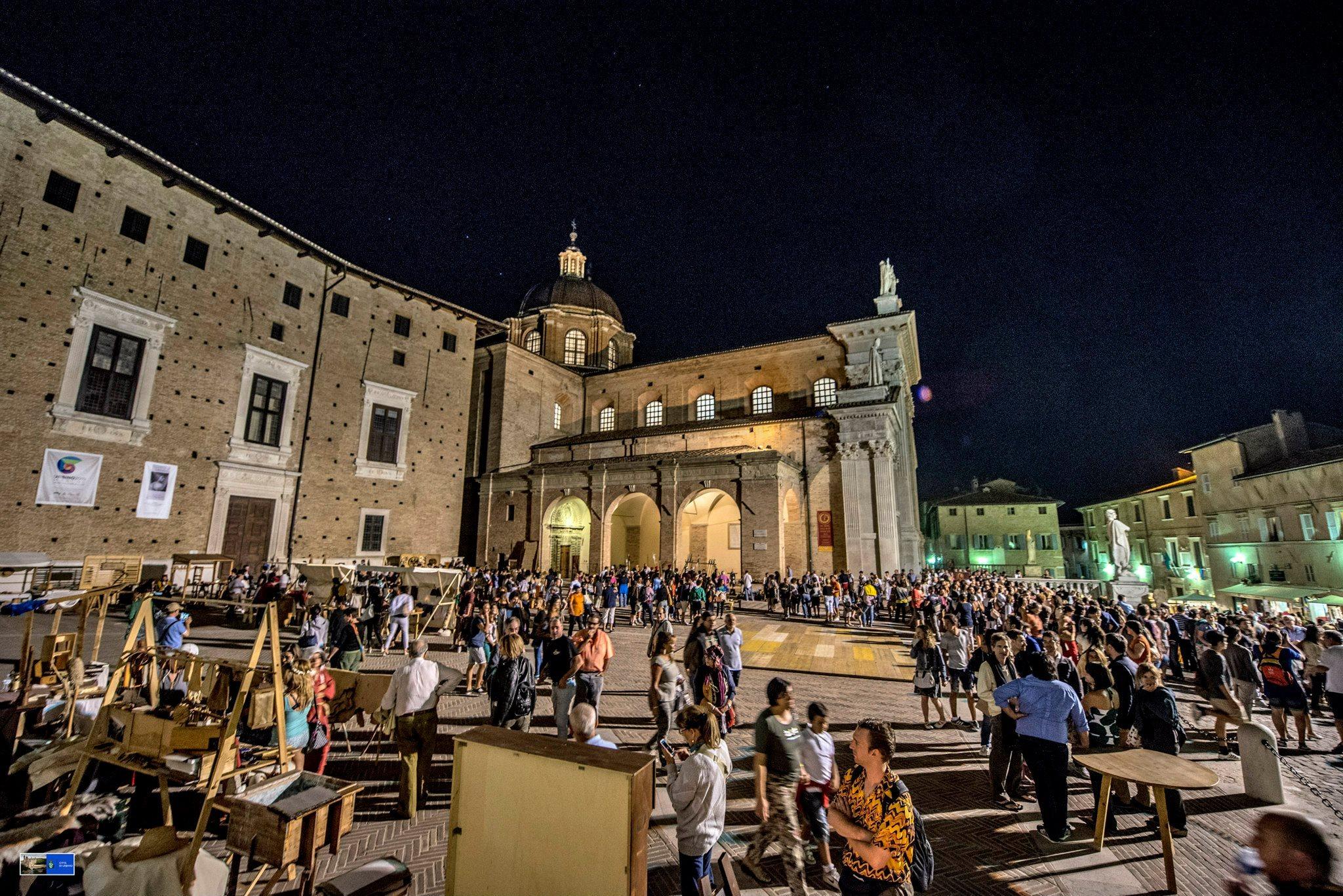 Festa Del Duca 2019 Hotel Mamiani Urbino Centro